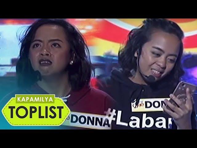 Kapamilya Toplist: From #Tulala to #WagAko: The journey of Funny One Season 2's grand winner Donna #1