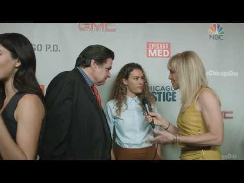 'Chicago Med's' Oliver Platt and Rachel DiPillo: Public Was Ready for an ER Shrink Episode 107