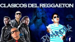 Mix Clasicos Del Reggaeton Vol. 01 - DJ Mundial (El DJ Del Momento-2013)
