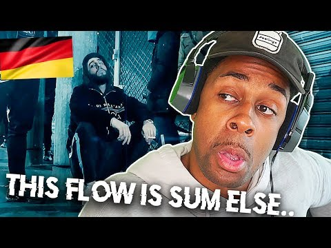 AMERICAN REACTS TO GERMAN RAP | SAMRA – SCHÜSSE IM REGEN (prod. by Lukas Piano & Greckoe)