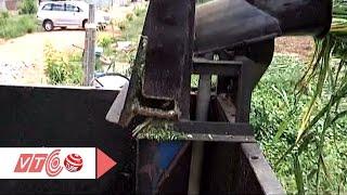 Kỳ tích, lão nông sáng chế ra máy băm cỏ | VTC