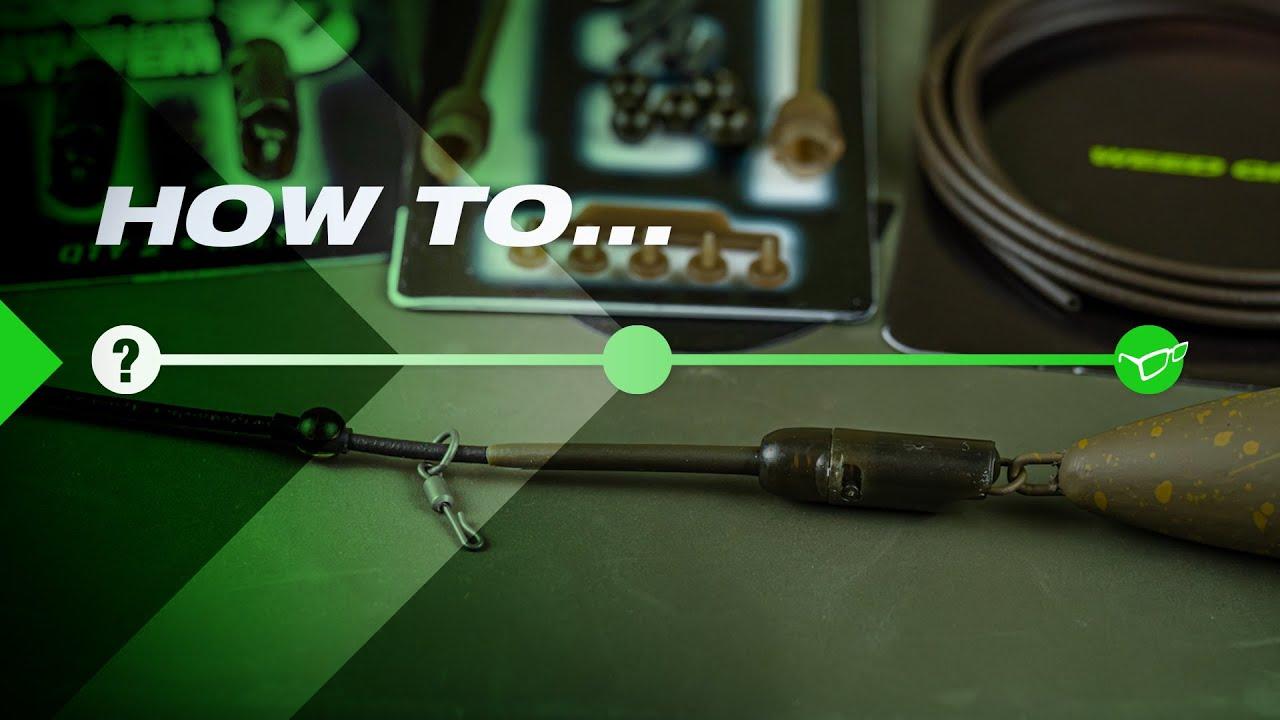 How To Set Up a Heli-Safe Tubing Kit | CARP FISHING