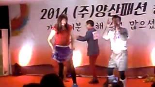 양산패션2014송년회
