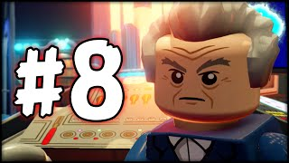 LEGO Dimensions - PART 8 - Dr. Who! (Gameplay Walkthrough HD)