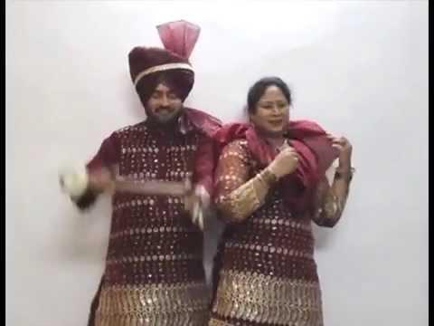 Chaul Khaaniyan Jaatan - ਚੌਲ੍ਹ ਖਾਣੀਆਂ ਜਾਤਾਂ - (Hakam Bakhtari Wala & Daljit Kaur)