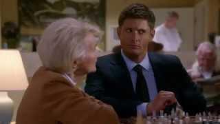 Supernatural Castiel Interrogates a Cat