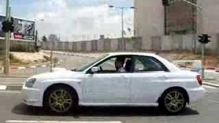 White Sti from israel - scale forum
