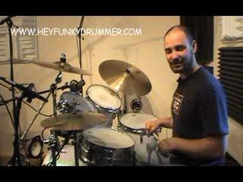 Linear Drum Lesson 1 - With Stu Roberts