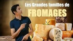 🧀LES GRANDES FAMILLES DE FROMAGES
