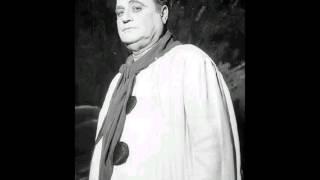 Leoncavallo Pagliacci Fuggi Vesti La Giubba X 2 Beniamino Gigli San Carlo 1952