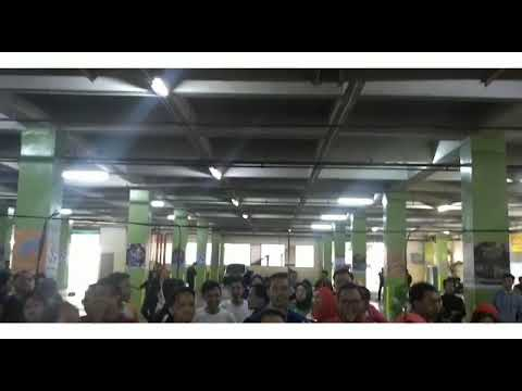 Cinematic HUT NKRI KE 74 YOGYA BOGOR JUNCTION - YouTube