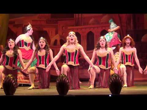 Intro & Think of Me DBU 2014 Phantom of the Opera