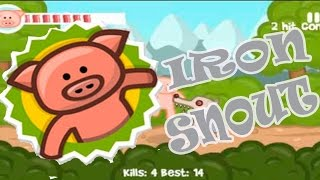 Iron Snout Gameplay(Mad Pig)