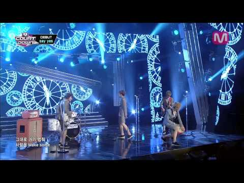 세이예스_느낌이 좋아 (Feel good by say yes@M COUNTDOWN 2013.7.25)