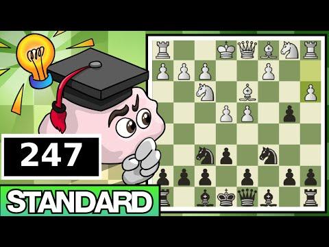 Standard Chess #247: Greateldone vs. IM Bartholomew (Sicilian Defense)