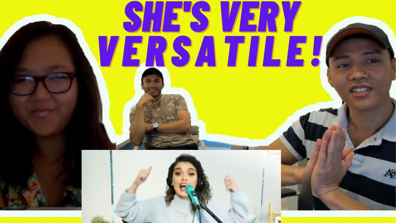 KZ Tandingan | Eraserheads Medley | REACTION VIDEO BY REACTIONS UNLIMITED