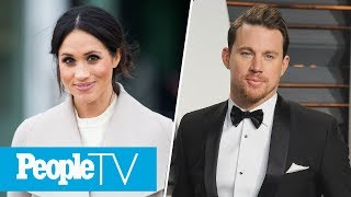 Meghan Markle Was 'Trying' For A Baby, Channing Tatum & Jessie J Are 'Having Fun' | PeopleTV