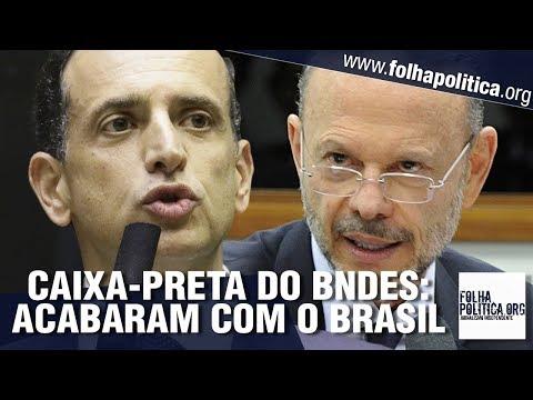 Deputado Bertaiolli escancara como PT enviou bilhões para ditaduras via BNDES frente a frente com..