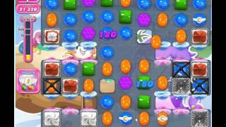 Candy Crush Saga - Level 1633 (3 star, No boosters)