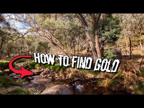 How To Find Gold Every Time.