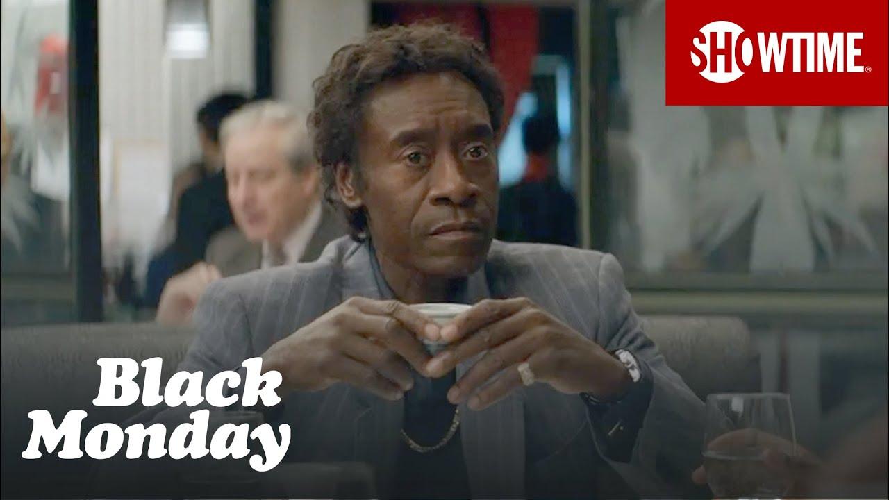 'Please Go On, Mo' Ep. 8 Official Clip | Black Monday | Season 2