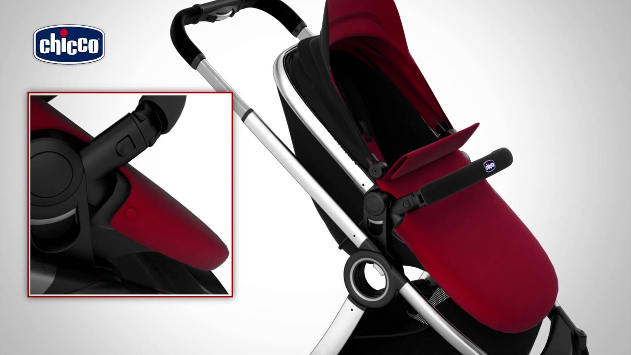 Chicco Trio Pram Chicco Urban Stroller Functionality Youtube