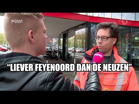 Utrecht staat achter Feyenoord