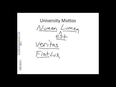 Latin 1: Introduction
