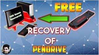 Recuva | Pen Drive Data Recovery For Free