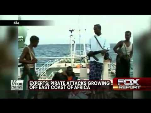 Pirates making hundreds of millions in ransoms, as attacks intensify off Somali coast   Fox News