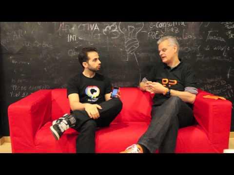 Entrevista con Rodrigo, de Geeksphone, sobre Firefox OS
