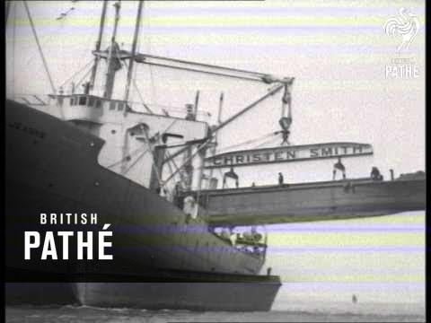 Loading Barges (1920-1929)