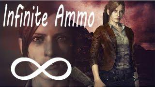 Resident Evil Revelations 2 - Infinite Ammo Gameplay [How to unlock]