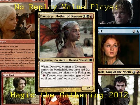 No Replay Value: Magic The Gathering 2012