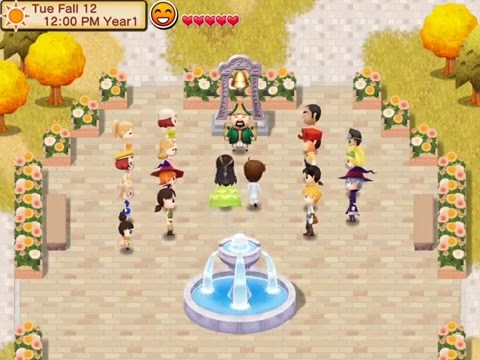Harvest Moon: Seeds of Memories Android Trailer