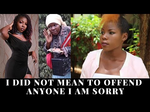 Download I Am Sorry ,Cartoon Comedian Forced To Apologize After Joke About Kenyan Househelps In Gulf.