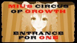 [Sizebox] Giantess Growth - Miu's Growth Circus