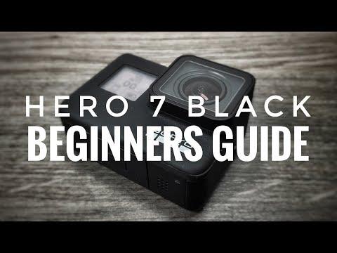 GoPro Hero 7 Black Beginners Guide | Getting Started