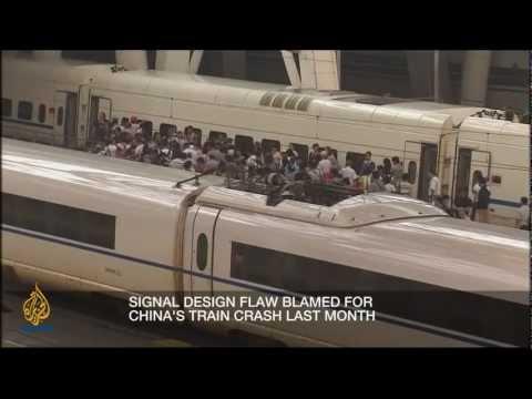 Inside Story - China Train Crash