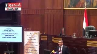 بالفيديو.. أمين عام النواب: خالد الصدر رجل من الطراز الأول.. وبرلمان 2015 يختلف عن سابقيه
