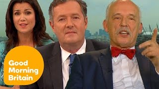 Piers Morgan Rages at 'The Most Sexist Man in Politics' (Full Interview) | Good Morning Br