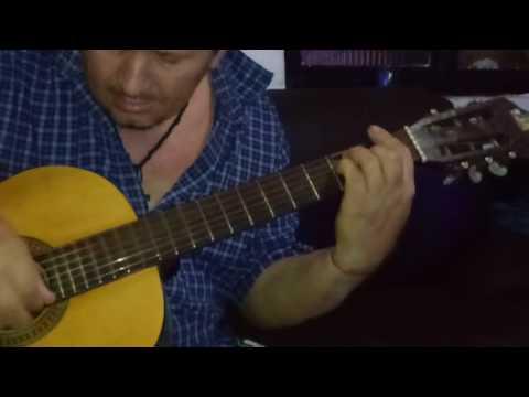 Aprenda no violão Amado Batista estou só simples bem simples