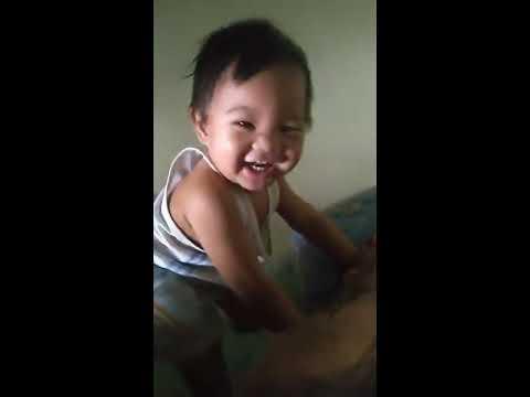 Tiktok baby own version cari mama muda song😂 - YouTube
