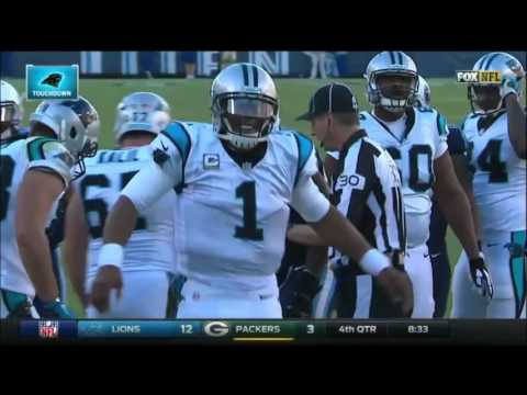 Carolina Panthers Highlights 2015-2016