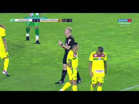 Juventude Sampaio Correa Goals And Highlights