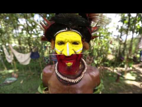 Papua New Guinea: The Highlands