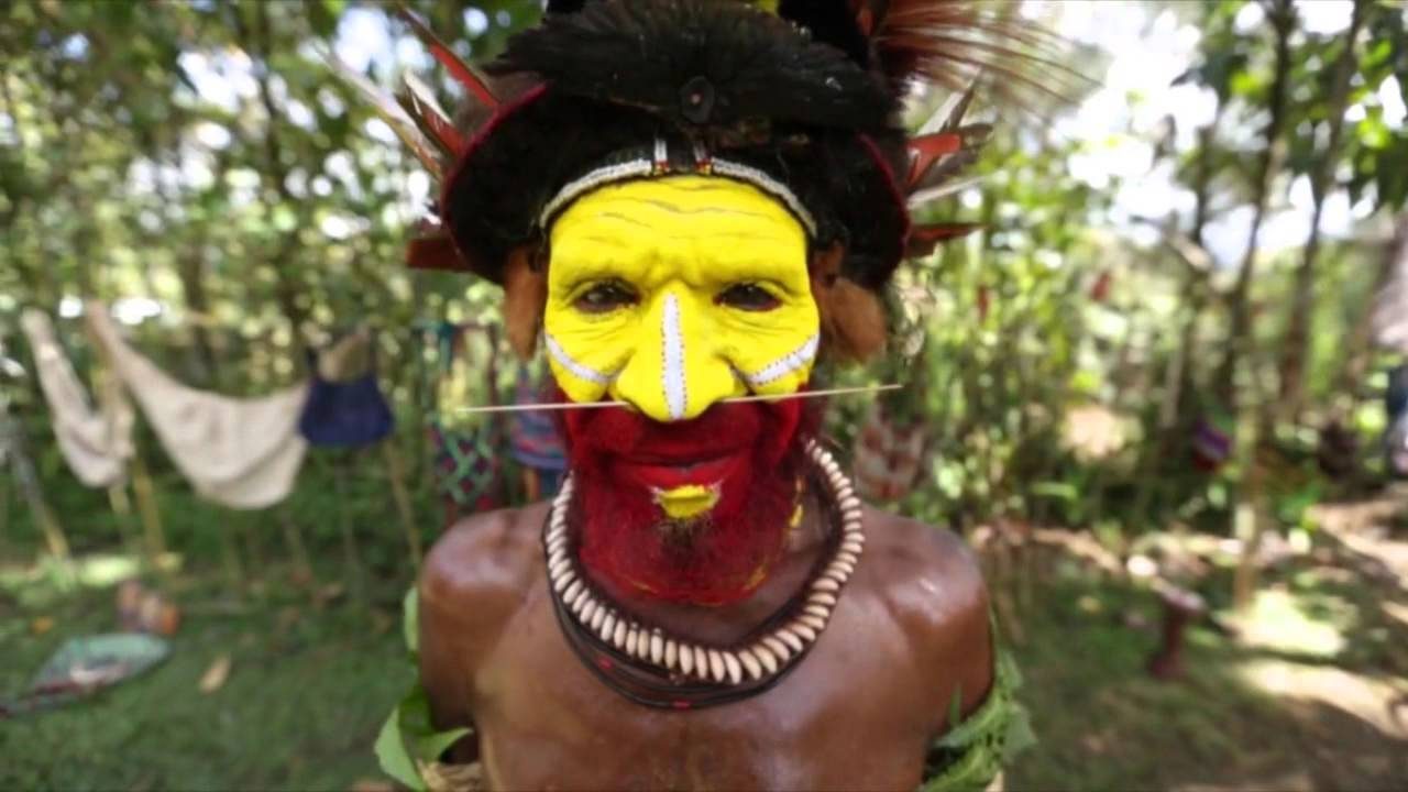 Papua New Guinea: The Highlands - YouTube