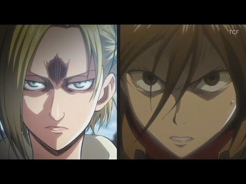 That Girl - Eren X Annie Levi X Mikasa