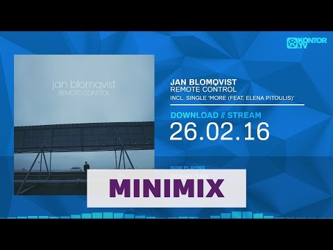 Jan Blomqvist - Remote Control (Official Minimix HD)