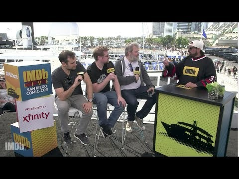 IMDb LIVE at San Diego Comic-Con 2017 Full Episode With Kevin Smith | IMDb EXCLUSIVE
